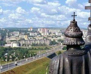 I templi più antichi (Belgorod). Cattedrale della Trasfigurazione e altri monumenti