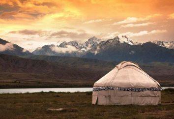 Nazwy mongolskich wartość lista