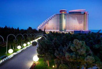Jumeirah Bilgah Beach Hotel 5 * (Azerbaijão / Baku): foto e comentários de turistas