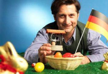 Wielkanoc w Niemczech: tradycja wakacje