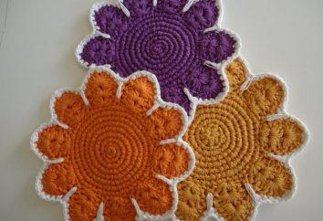 pano de malha: como decorar a casa com suas próprias mãos