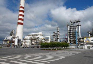 JSC « Atchinsk raffinerie VNK »