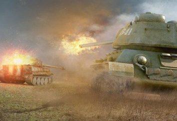 Vergleich der Tanks in der Welt der Tanks – welcher Tank ist am besten zu wählen?