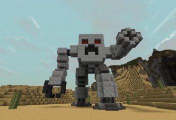 """robot """"Maynkrafta"""". La loro descrizione, la caratterizzazione, e come creare"""