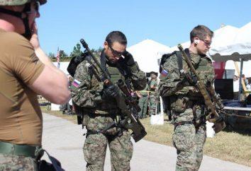 La nuova attrezzatura completa delle forze speciali russe. Confronta attrezzature SWAT Russia e Stati Uniti