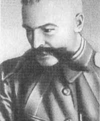 Mamontov Konstantin Konstantinovich: carreira militar e biografia