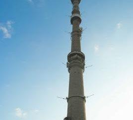 Tour Ostankino: une plate-forme d'observation, visite, photo. La construction de la tour et sa hauteur