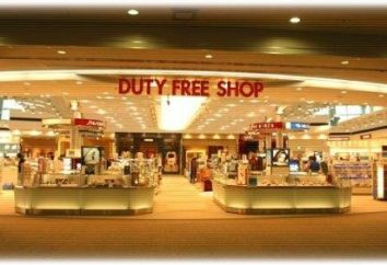 Tiendas libres de impuestos libres de impuestos – este es el factor principal en el desarrollo del comercio internacional