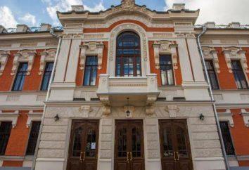 Pskov, Pushkin teatro: história, repertório, troupe