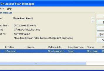 Comment déverrouiller votre ordinateur de virus, « ministère de l'Intérieur » à?