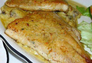 Come cucinare pesce persico: modi migliori