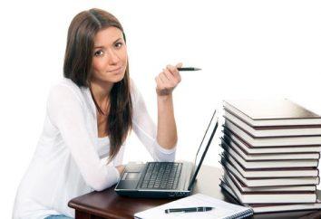 profession créative: comment devenir un écrivain?