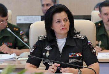 Le général Shevtsova Tatyana Viktorovna: photos, biographie, famille, contacts, prix