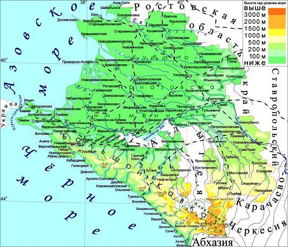 Sochi Russia Cartina.Dove Sono I Sochi Sochi Russia Regione Di Krasnodar