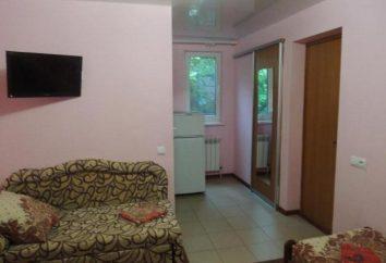 Casa en Lunacharskogo (Gelendzhik): descripción, condiciones, cómo llegar