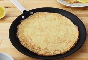 Pancake pan: recensioni, le descrizioni, i tipi, produttori e recensioni
