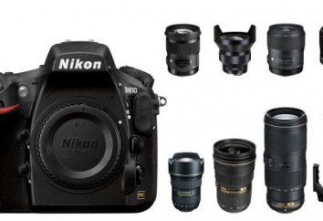 Nikon D810: uma visão geral do modelo, comentários de clientes e especialista