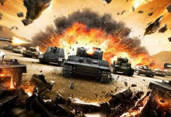 Mundial servidor de Tanques. Onde estão o Mundo do servidor Tanks?