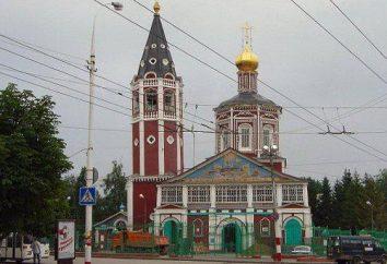Wo in Saratov gehen, und die Stadt zu sehen und nicht zu langweilen?