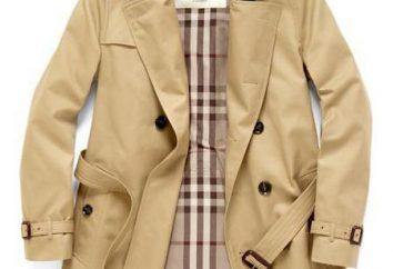 Produits « Barberi »: manteau avec une longue histoire