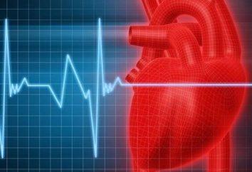 La historia de la enfermedad, los síntomas de las enfermedades del corazón y los tipos de su curso