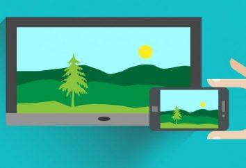 Comment connecter votre smartphone à votre téléviseur? Connectez votre smartphone à votre téléviseur