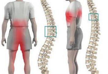 Hernie de la colonne vertébrale: indications, remise en état, les conséquences critiques