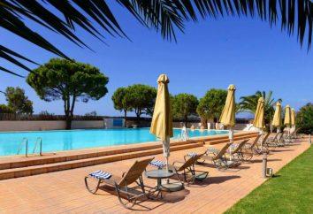 Airotel Achaia Beach 4 *: descrizione dell'hotel, camere e offerte di servizi