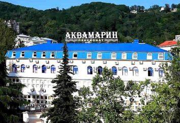 "Budget pension ""Aquamarine"" (région / Sochi Khostinsky)"