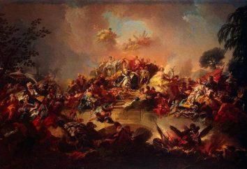 Zarin Katharina I. Die Jahre der Regierung, Innen- und Außenpolitik Reformen
