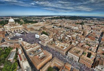 Land Vatikan: Wo ist es?