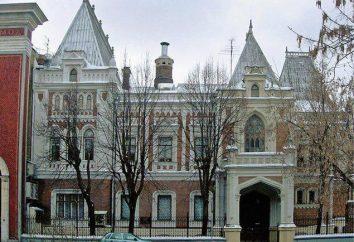 Architektenhaus in Moskau: Vergangenheit und Gegenwart