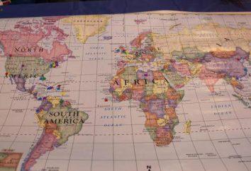 Państwo jest różny w poszczególnych krajach? Jaka jest różnica między kraju i państwa?
