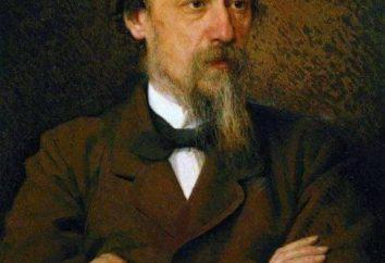 N. A. Nekrasov, « Heureux est le doux poète. » analyse du poème