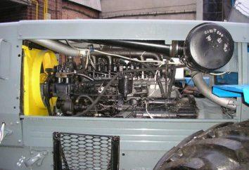 D-260: motora ampla gama de aplicações