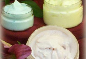 Crème pour le corps. Types et but
