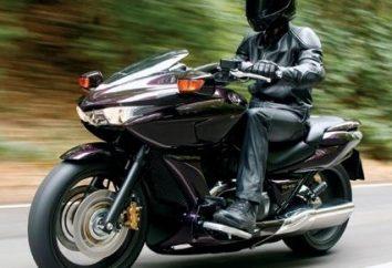 Honda DN-01: potężny i niezawodny rower z innowacyjnym transmisji