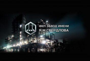 Swerdlow Anlage in Dzerzhinsk