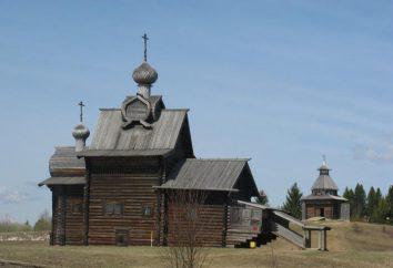 Attrazioni villaggio Khokhlovka (regione di Perm)