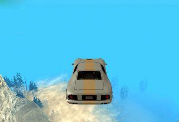 """Códigos em """"GTA"""" sobre máquinas voadoras e outros meios de vôo"""