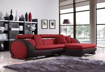 acordeão luxo e sofás de alta qualidade: comentários e recomendações
