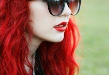 ombre rouge des cheveux: les tenants et les aboutissants