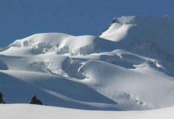 Russie glaciers: liste et les photos. Glaciers des montagnes Russie