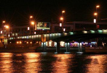 Kantemirovsky Bridge – atrakcją Petersburgu