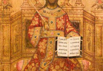 Rei dos reis – o ícone dos dignitários padroeiros e almas perdidas