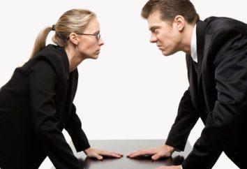 Les différends sont … Les conflits d'arbitrage. Litiges internationaux