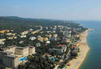 La ville balnéaire de Chernomorets, Bulgarie: description et commentaires