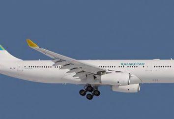 Kazajstán: el aeropuerto (los objetos principales de la situación actual, perspectivas)