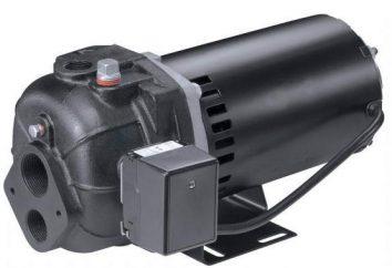 pompe pozzo per l'acqua: i produttori, lo schema elettrico