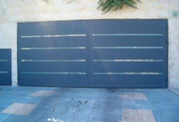 Wie zu holen, um die Tore für Garagen bis